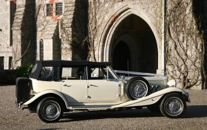 The White 1930s Beauford Convertible 4
