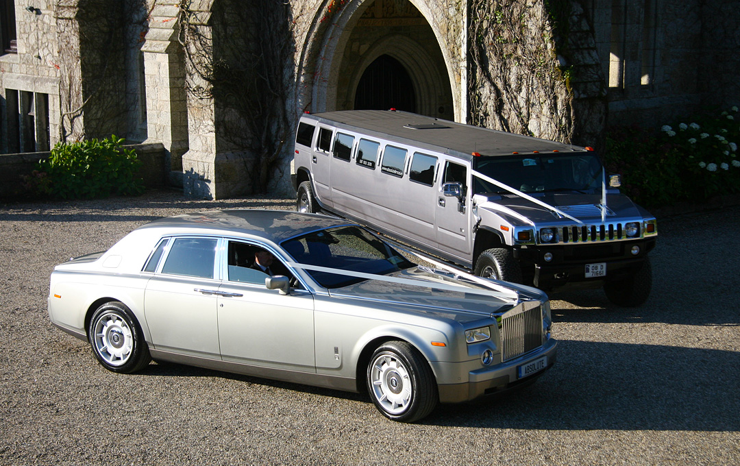 the silver rolls royce phantom absolute wedding. Black Bedroom Furniture Sets. Home Design Ideas