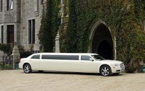 The White Executive Baby Bentley 6
